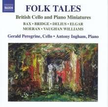 Folk Tales - British Cello and Piano Miniatures, CD