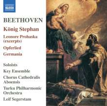 Ludwig van Beethoven (1770-1827): König Stephan op.117, CD