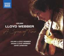 Julian Lloyd Webber - A Span of Time, 4 CDs