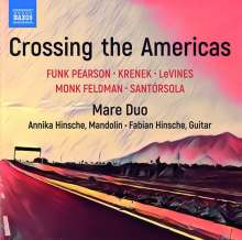 Mare Duo - Crossing the Americans, CD
