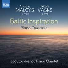 Peteris Vasks (geb. 1946): Klavierquartett, CD
