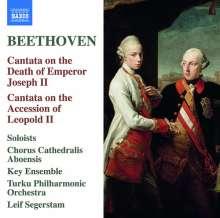 Ludwig van Beethoven (1770-1827): Kantate auf den Tod Kaiser Josefs II WoO.87, CD