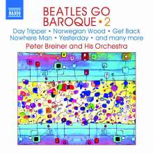 Beatles go Baroque Vol.2, CD