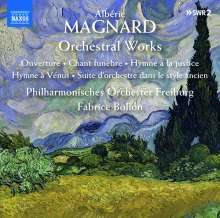 Alberic Magnard (1865-1914): Orchesterwerke, CD