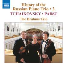 History of the Russian Piano Trio Vol. 2, CD