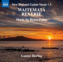 Bruce Paine (geb. 1963): Gitarrenwerke, CD