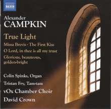 Alexander Campkin (geb. 1984): Chorwerke, CD