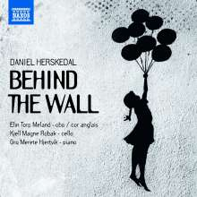 "Daniel Herskedal (geb. 1982): Kammermusik ""Behind The Wall"", CD"