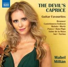 Mabel Millan - The Devil's Caprice, CD