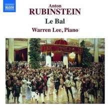 Anton Rubinstein (1829-1894): La Bal op.14, CD