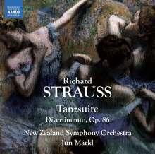 Richard Strauss (1864-1949): Tanzsuite nach Klavierstücken von Francois Couperin, CD