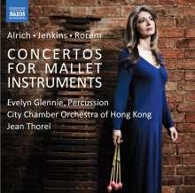 Evelyn Glennie - Concertos for Mallet Instruments, CD