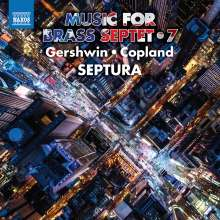 Septura - Music For Brass Septet Vol.7, CD