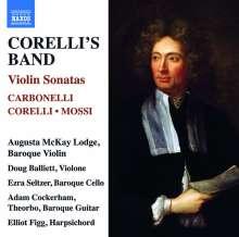Augusta McKay Lodge - Corelli's Band, CD