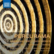 American Percussion Works, CD