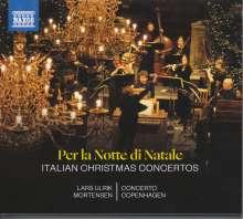 Per la Notte di Natale - Italian Christmas Concertos, CD
