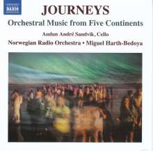 Norwegian Radio Orchestra - Journeys, CD