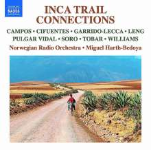 Norwegian Radio Orchestra - Inca Trail Connections, CD
