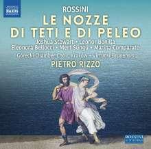 Gioacchino Rossini (1792-1868): Le Nozze di Teti e di Peleo, CD