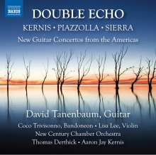 Double Echoe - New Guitar Concertos from the Americas, CD