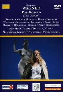 Siegfried Wagner (1869-1930): Der Kobold, 2 DVDs