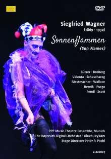 Siegfried Wagner (1869-1930): Sonnenflammen, DVD