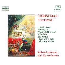 Christmas Festival, CD