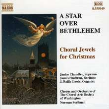 "Choral Jewels for Christmas - ""A Star over Bethlehem"", CD"