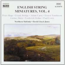 English String Miniatures 4, CD