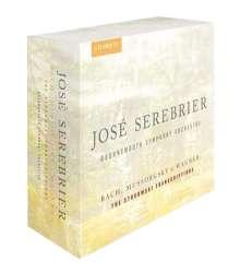 Jose Serebrier - The Stokowski Transcriptions, 5 CDs