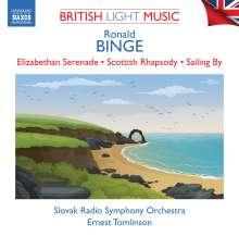 Ronald Binge (1910-1979): Orchesterwerke, CD