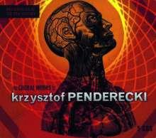 Krzysztof Penderecki (geb. 1933): Chorwerke, 5 CDs