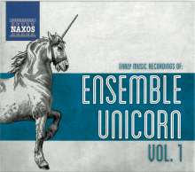 Ensemble Unicorn Vol.1, 5 CDs