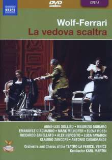 Ermanno Wolf-Ferrari (1876-1948): La Vedova scaltra, 2 DVDs