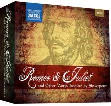 Romeo & Juliet and Other Works Inspired by Shakespeare, 5 CDs
