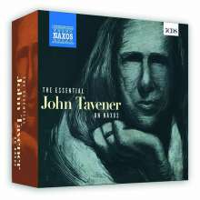 John Tavener (1944-2013): The Essential John Tavener on Naxos, 5 CDs