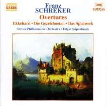 Franz Schreker (1878-1934): Orchesterwerke, CD