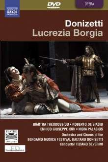 Gaetano Donizetti (1797-1848): Lucrezia Borgia, DVD