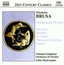 Elisabetta Brusa (geb. 1954): Nittemero Symphonie, CD