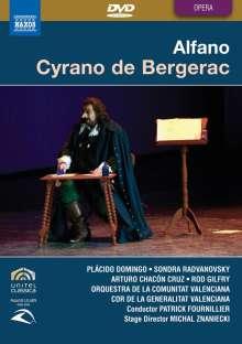 Franco Alfano (1875-1954): Cyrano de Bergerac, DVD