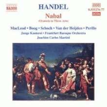 Georg Friedrich Händel (1685-1759): Nabal, 2 CDs
