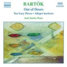 Bela Bartok (1881-1945): Klavierwerke Vol.3, CD