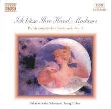 Salonorchester Schwanen - Perlen europäischer Salonmusik 2, CD
