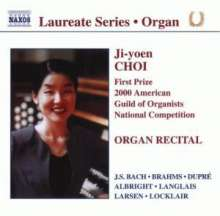Ji-yoen Choi,Orgel, CD