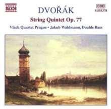 Antonin Dvorak (1841-1904): Streichquintett op.77, CD