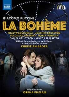 Giacomo Puccini (1858-1924): La Boheme, DVD