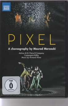 Adrien M & Claire B Company / Compagnie Käfig - Pixel, DVD