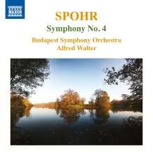 Louis Spohr (1784-1859): Symphonie Nr.4, CD