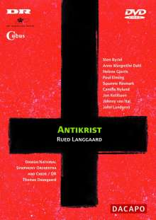 Rued Langgaard (1893-1952): Antichrist, DVD