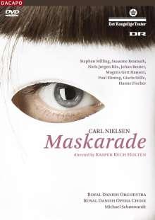 Carl Nielsen (1865-1931): Maskarade, DVD